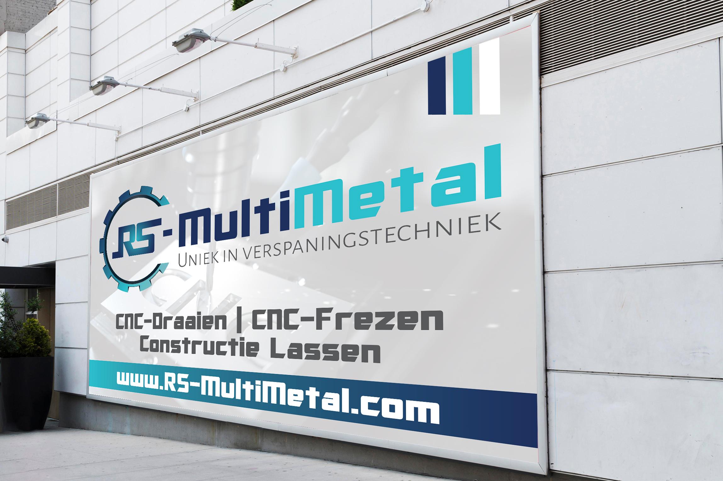 Buiten reclame RS-MultiMetal Coevorden
