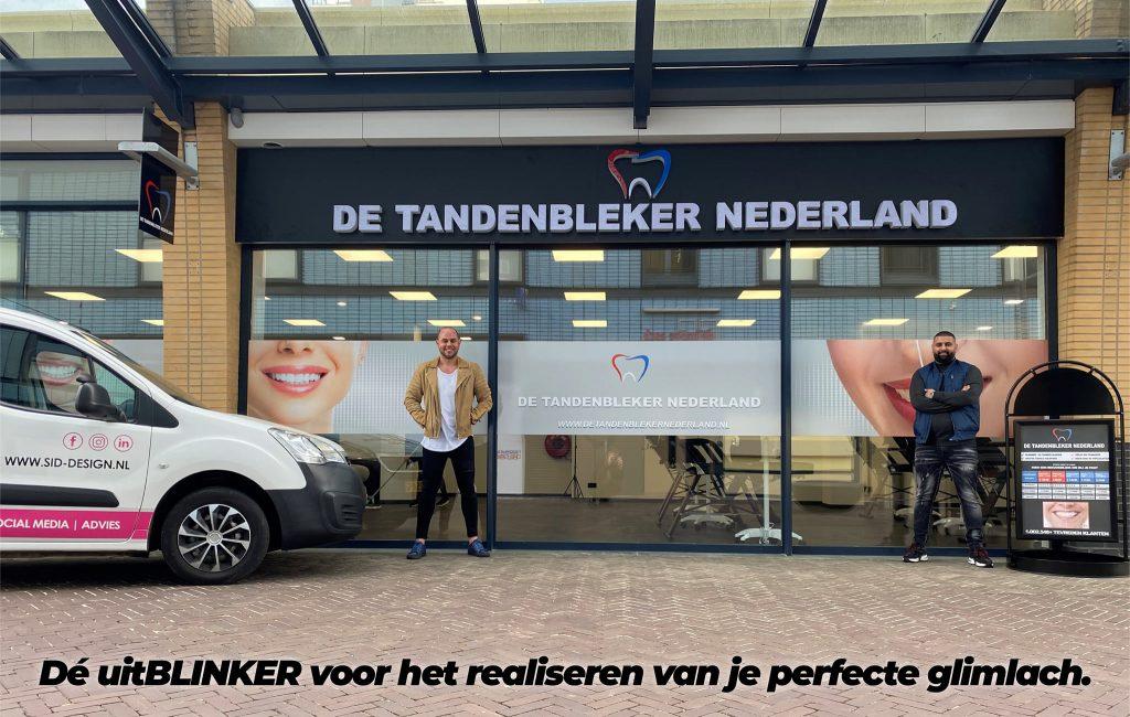 Reclame_Drukwerk - De Tandenbleker Nederland