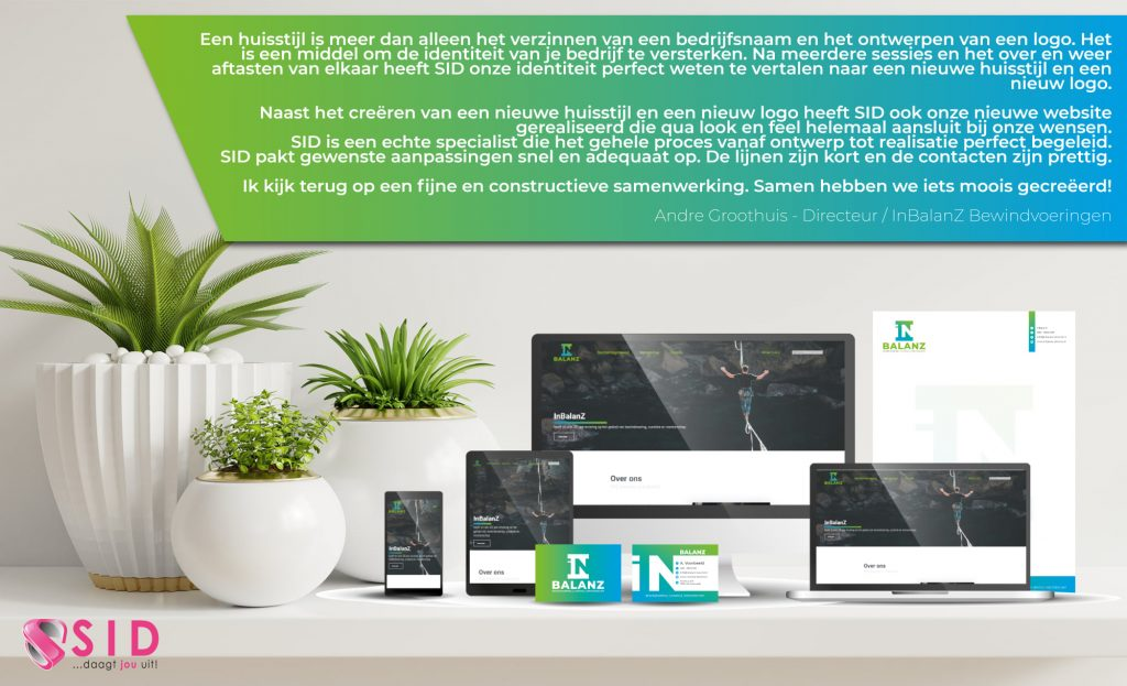 Webdesign & Website InBalanZ
