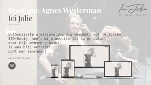 Website_Webdesign ontwerpen - ICI Jolie