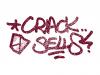 Crack Sells Logo ontwerp door SID-Design